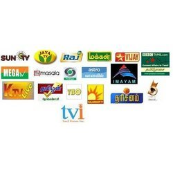 All Tamil TV channels