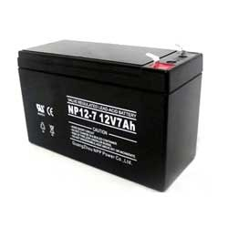 Sealed Maintenance Free Lead Acid Battery