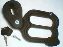 Helmet Lock For Elliptical Type
