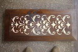 Laser Cutting Custom Wood Components Veneer Inlay Marquetry