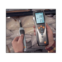 Portable Humidity Indicator