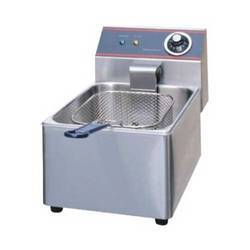 how to clean a deep fat fryer easy