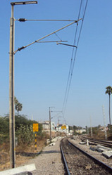 Railway Structural-Over Head Electrification