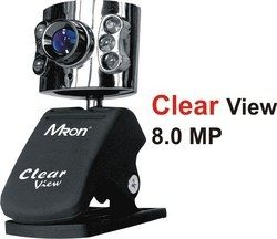 Webcam (Clear View 8.0 MP)