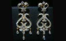 Diomond Earring