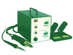 Soldering & De-Soldering Station