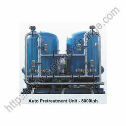 Auto Pre Treatment Plant