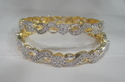 Bangle American Diamond