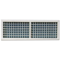Double Deflection Adjustable Grill