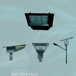 LED Solar Street Lighting System
