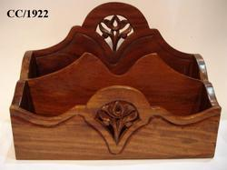 Wooden Coaster Holders