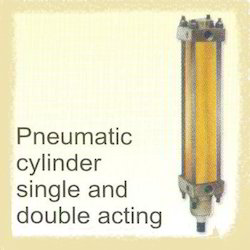 single acting pneumatic cylinder
