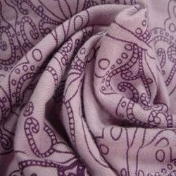 Printed Knited Fabric