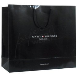 Black Color Laminated Bag