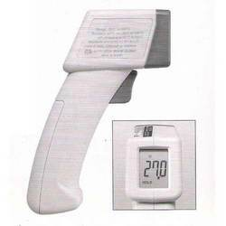 Infrared Thermometer With Laser Mark