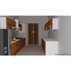 Parallel Modular Kitchen Designs