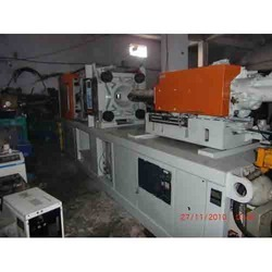 High Pressure Horizontal Injection Moulding Machine