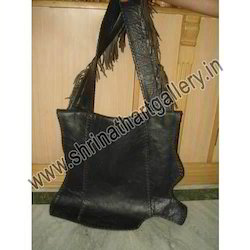 Leather Bag for Ladies in Soft Leather