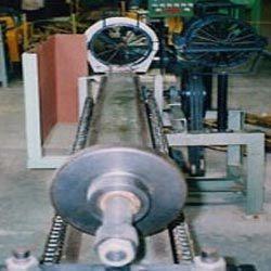 Bamboo Impact Splitting Machines