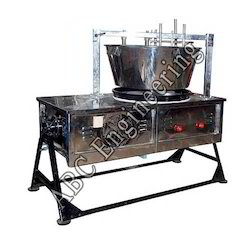 Groundnut Chikki Making Machine