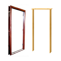 Wood Door Frames on Doors   Windows   Ms   Wooden Door Frames  Ms Windows  Flush Doors And