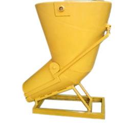 Banana Concrete Bucket