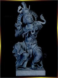 Sculpture Of Shiva