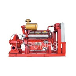 Diesel Fire-Fighting Pump