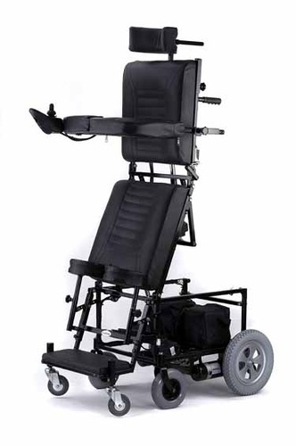 Standup Wheelchair Motorized