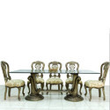 Regency Wooden Dining Set