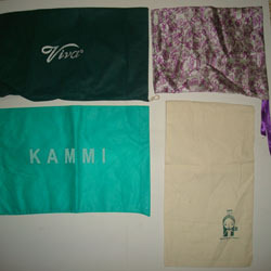 Plastic & Cloth Bags