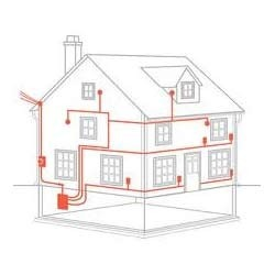 concealed wiring services service provider from thane rh indiamart com concealed conduit wiring diagram