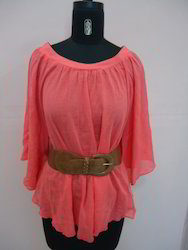 Solid Top With Belt