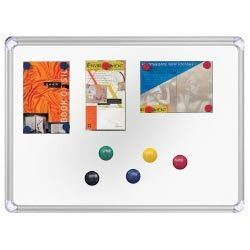 Ceramic Steel White Magnetic Writing Board