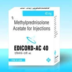 Methylprednisolone Acetate Injections