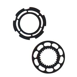Clutch Plates And Friction Liners