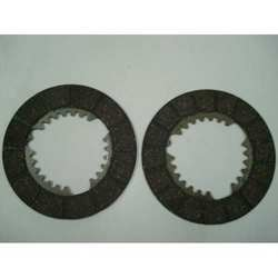Clutch Plates For Mahindra Alfa