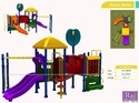 Kids Outdoor Multi Play Equipments
