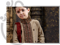 Kids Designer Fancy Sherwani