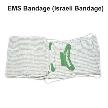 EMS Bandage Israeli Bandage 