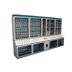 Milling Section & Sortex Plant Control Panel (Glass Type)