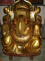 Real Gemstone Big Ganesha