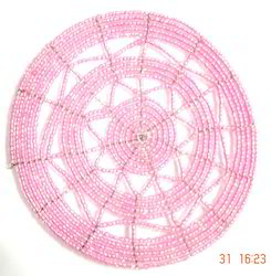 Beaded Coaster CO105