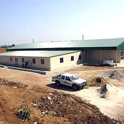 Industrial Structure Construction Services