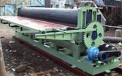 G.I. Sheet Corrugation Machine