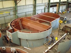 Water Treatment Tank Fabricators
