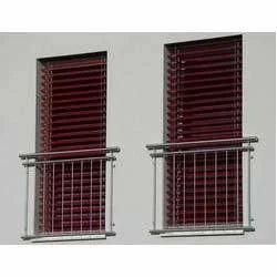 bamboo exterior blinds