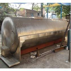 Stainless Steel Chemical Tanker
