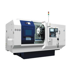 CNC Lathe with Y Axis And Sub Spindle