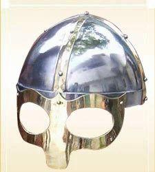 Armour Helmet Viking Mask-Deluxe